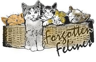 Forgotten Felines logo